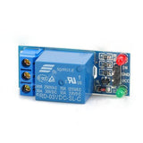 1 Channel Relay Module - Connected Cities