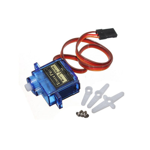 Tower Pro SG90 Micro Servo motor - Connected Cities