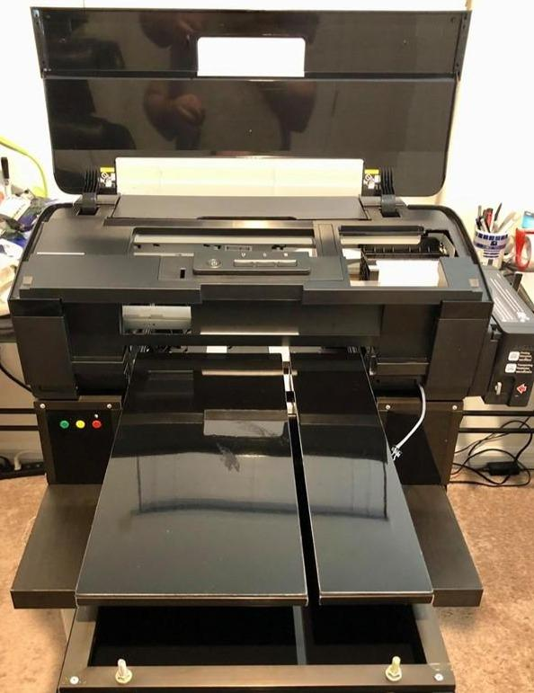 DTG Printer Epson L1800 Direct To Garment Machine
