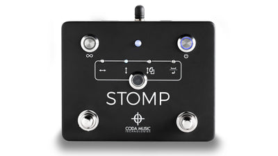 STOMP BLUETOOTH FOOT PEDAL