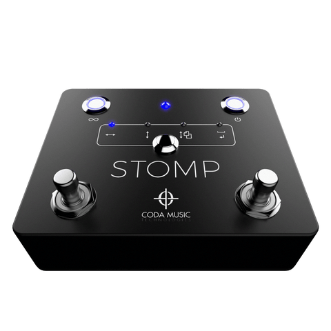 stomp bluetooth page turner faq