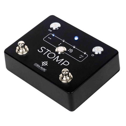 Gift Guide for the Gigging Musician Coda Stomp Bluetooth Page Turner