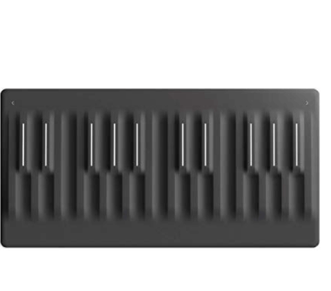 Gift Guide for Keyboard Players ROLI Seaboard Block Wireless Keyboard Controller
