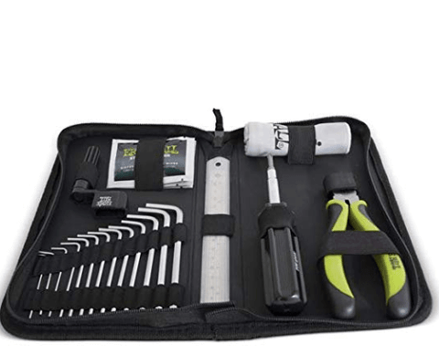 Gift Guide for the Gigging Musician Ernie Ball toolkit