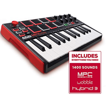 Gift Guide for Keyboard Players AKAI mpk mini