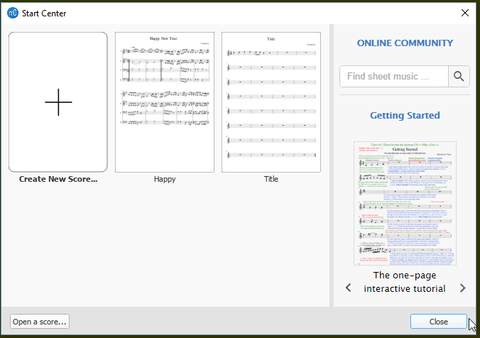 Musescore app The Best Chord Chart And Sheet Music Apps for Apple Mac OS