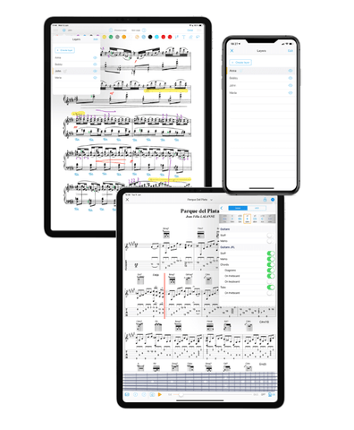Newzik app Best Sheet Music Apps for Classical Musicians