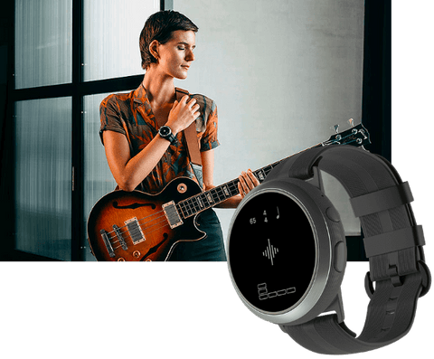 soundbrenner metronome watch gift guide