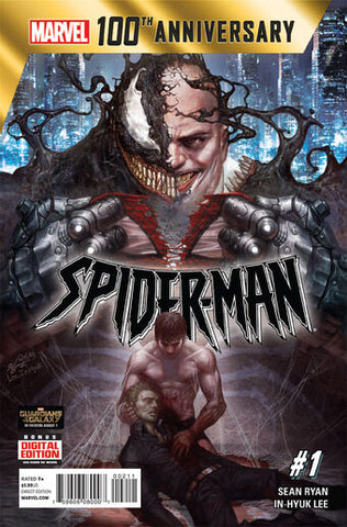 100th Anniversary Special: Spider-Man 1 (Vol 1 2014) #1 CVR A