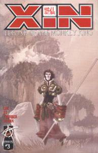 Xin: Legend of the Monkey King (Vol 1 2003) #3 CVR A