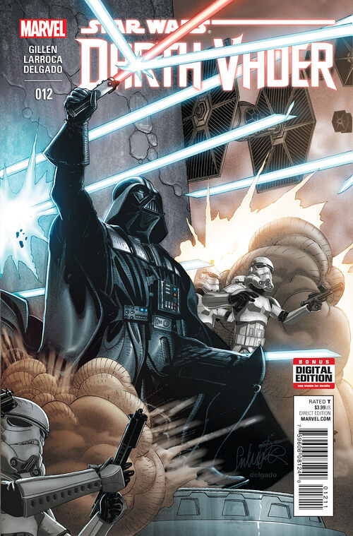 Star Wars - Darth Vader (Vol 1 2016) #12 CVR A