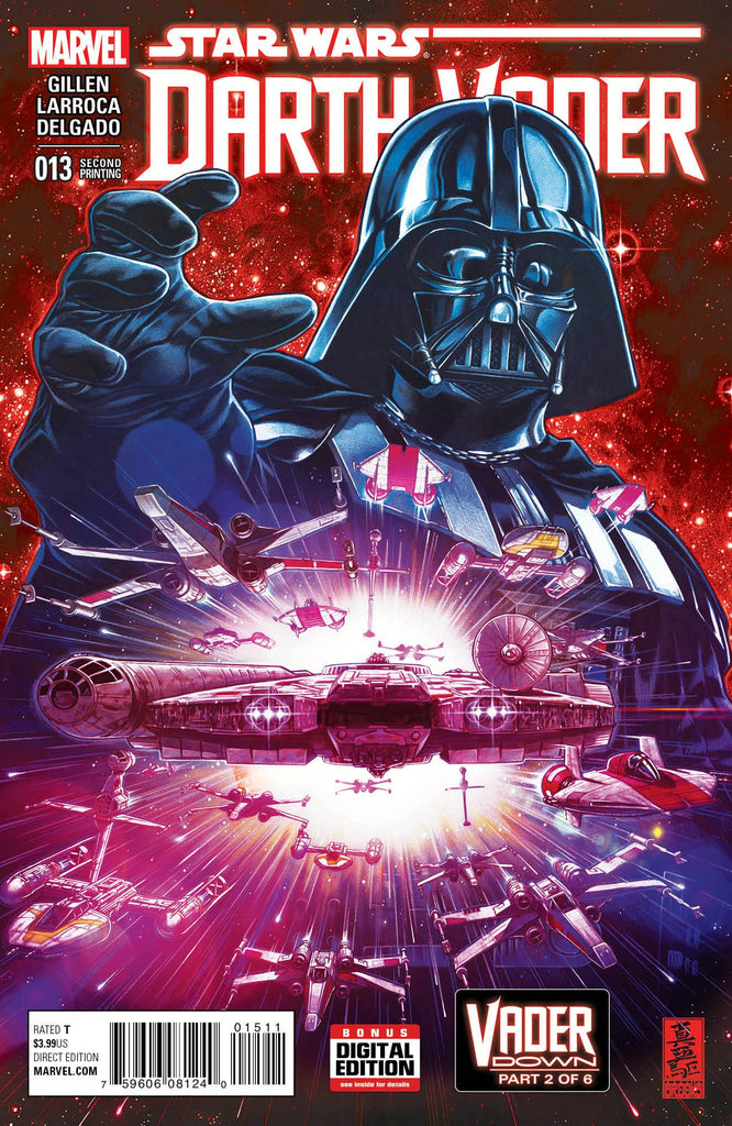 Star Wars - Darth Vader (Vol 1 2016) #13 2nd Print