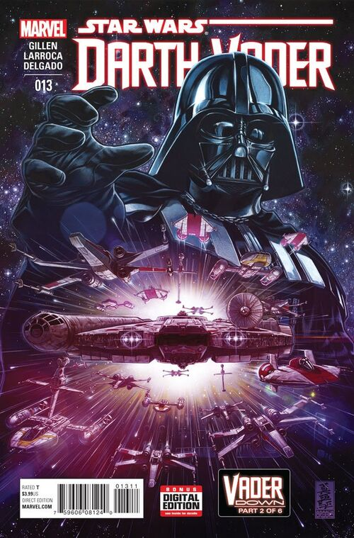 Star Wars - Darth Vader (Vol 1 2016) #13 CVR A