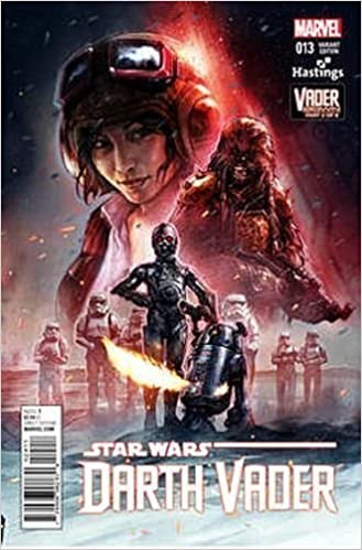 Star Wars - Darth Vader (Vol 1 2016) #13 CVR C Hastings Variant