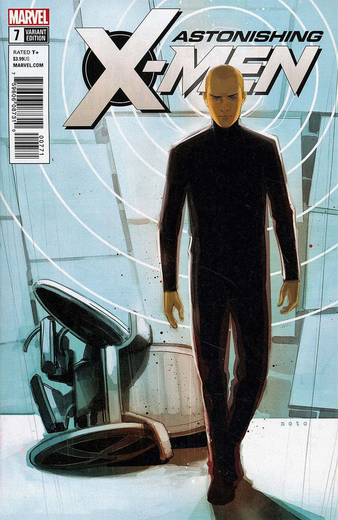 Astonishing X-Men #7 1/25 Phil Noto Variant