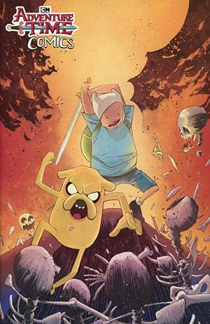 Adventure Time Comics #22 1/10 Mike Henderson Variant
