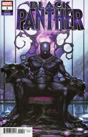 Black Panther #1 1/25 In-Hyuk Lee Variant