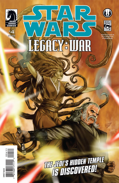 Star Wars - Legacy: War (Vol 1 2010) #4 CVR A