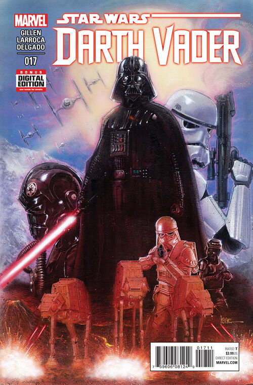 Star Wars - Darth Vader (Vol 1 2016) #17 CVR A