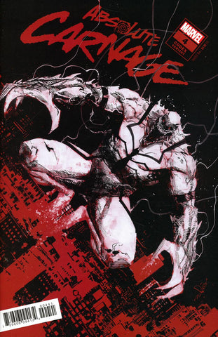 Absolute Carnage #4 1/25 Gerardo Zaffino Codex Variant