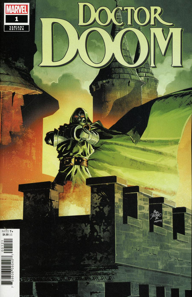 Doctor Doom #1 1/10 Mike Deodato Variant