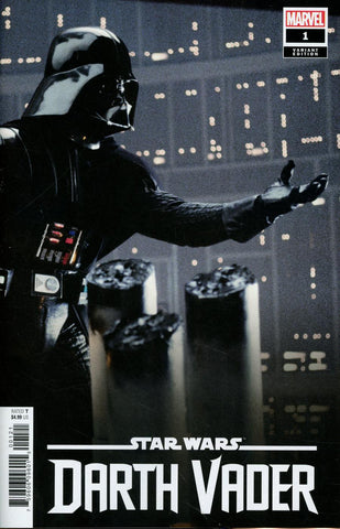 Star Wars Darth Vader #1 1/10 Movie Photo Variant