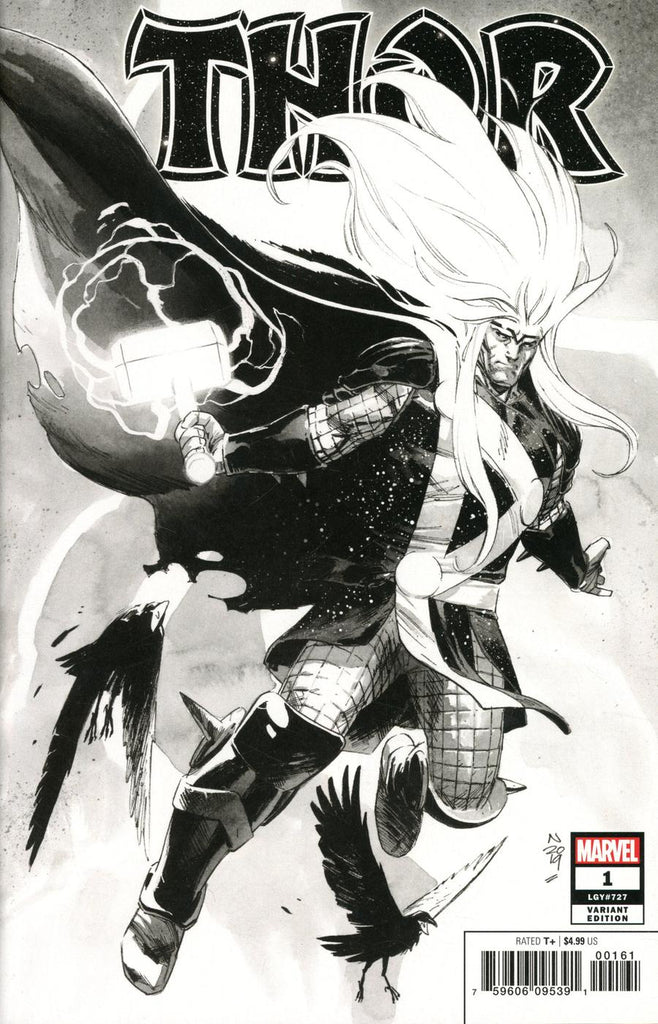 Thor #1 One Per Store Nic Klein Party Sketch Variant