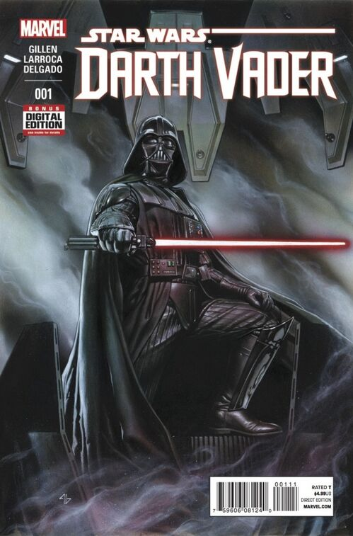 Star Wars - Darth Vader (Vol 1 2015) #1 CVR A