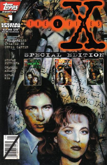 X-Files Special Edition (Vol 1 1995) #1 CVR A