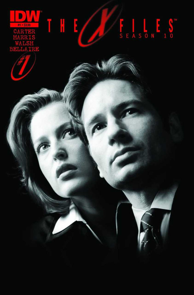 X-Files Season 10 (Vol 1 2013) #1 CVR C