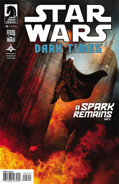 Star Wars - Dark Times: A Spark Remains (Vol 1 2013) #5 CVR A