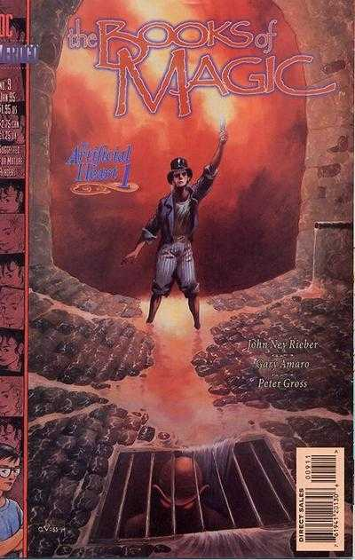 Books of Magic (Vol 1 1995) #9 CVR A