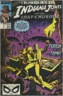 Indiana Jones and the Last Crusade (Vol 1 1989) #2 CVR A