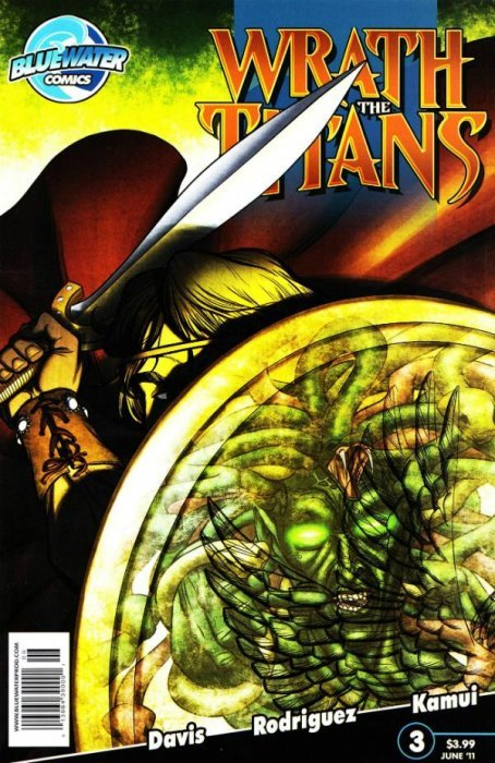 Wrath of the Titans (Vol 1 2011) #3 CVR A