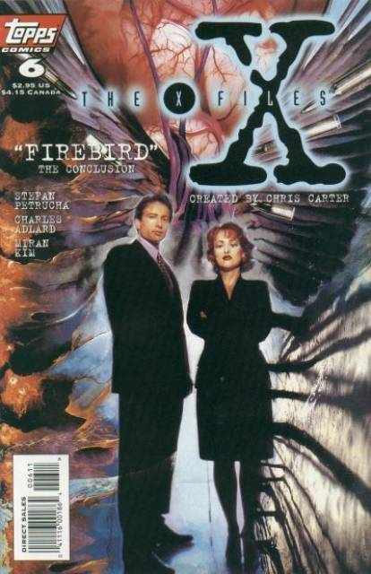 X-Files (Vol 1 1995) #6 CVR A