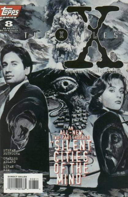 X-Files (Vol 1 1995) #8 CVR A