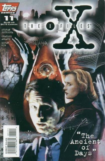 X-Files (Vol 1 1995) #11 CVR A