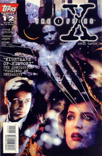 X-Files (Vol 1 1996) #12 CVR A