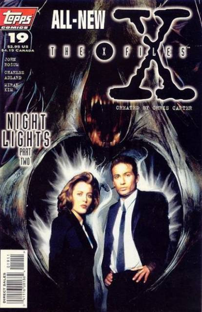 X-Files (Vol 1 1996) #19 CVR A