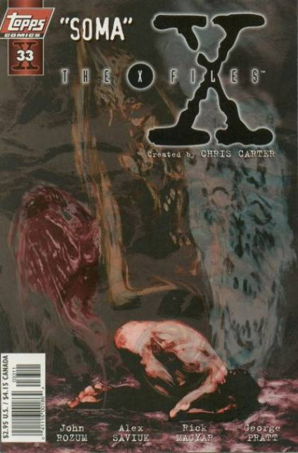 X-Files (Vol 1 1997) #33 CVR A