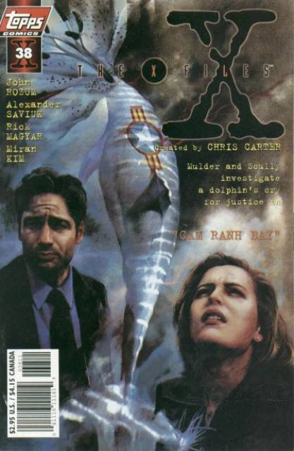 X-Files (Vol 1 1998) #38 CVR A