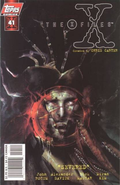 X-Files (Vol 1 1998) #41 CVR A