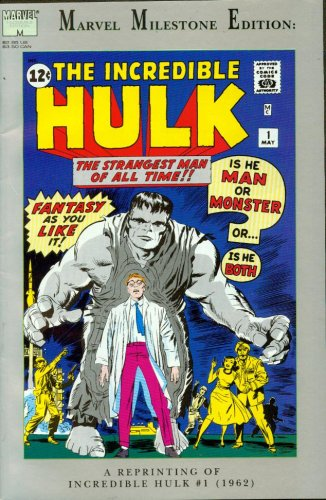 Incredible Hulk (Vol 1 1991) #1 CVR A Marvel Milestones Edition
