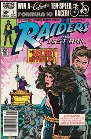 Raiders of the Lost Ark (Vol 1 1981) #3 CVR A