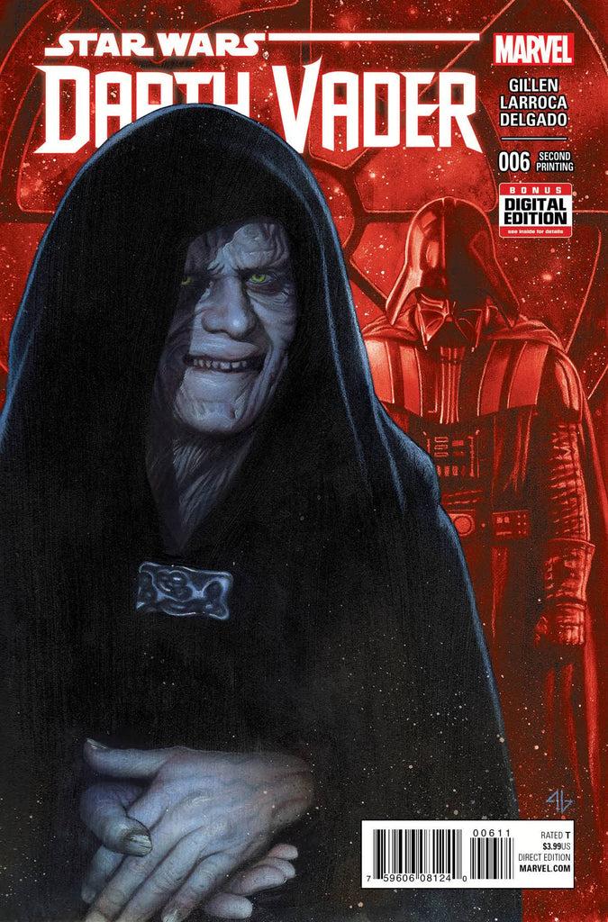 Star Wars - Darth Vader (Vol 1 2015) #6 2nd Print