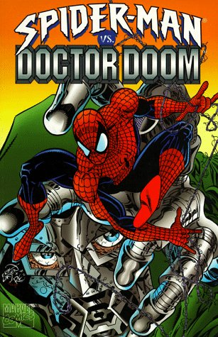 Spider-Man vs Doctor Doom (Vol 1 1991) #1 CVR A