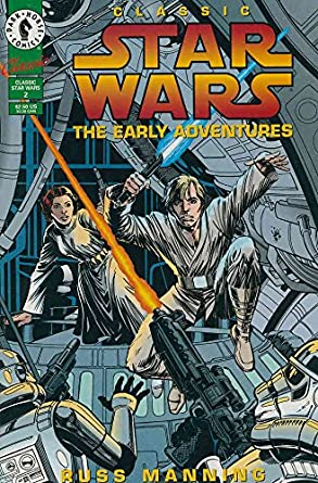 Classic Star Wars - The Early Adventures (Vol 1 1994) #2 CVR A