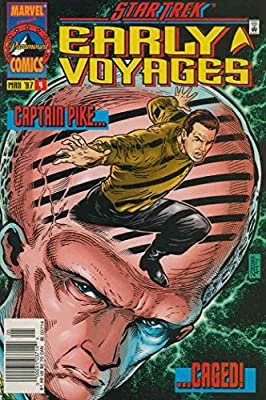 Star Trek: Early Voyages (Vol 1 1997) #4 CVR A