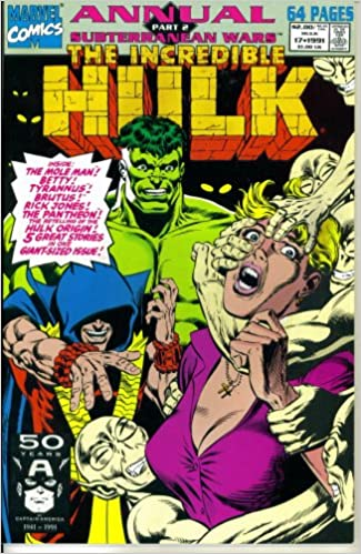 Incredible Hulk Annual (Vol 1 1991) #17 CVR A