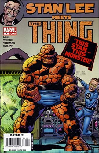 Stan Lee Meets The Thing (Vol 1 2006) #1 CVR A